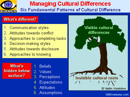 the different aspects of culture